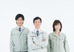 作業服 男女 (2)