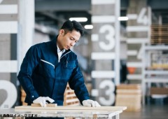 工場 製造作業 男性 (6)