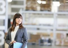 物流倉庫内作業 女性 (3)