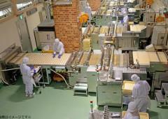 菓子工場 写真