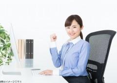 オフィスワーク 女性 (11)