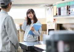 工場 製造事務 女性