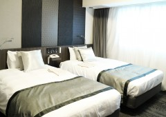 客室 ベッドツインルーム