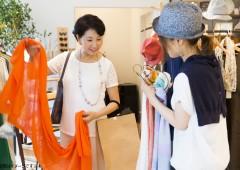 ミドル女性 服 買い物