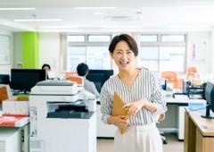 オフィスワーク 女性 (17)
