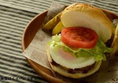 ハンバーガー イメージ①