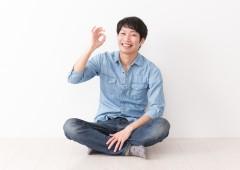 男性 私服 単独 (2)