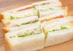 パン・サンドイッチ (2)