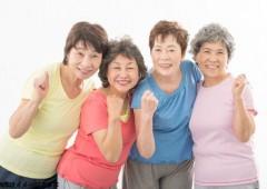 シニア女性団体