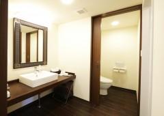 ホテル 洗面台 トイレ