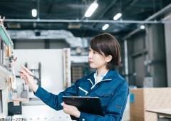 工場 製造事務 女性 (1)