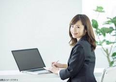 オフィスワーク 女性 (4)
