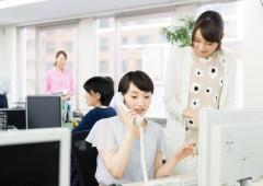 オフィスワーク 電話対応 (2)