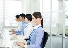 オフィスワーク 男女 (8)